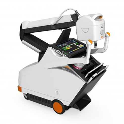 Carestream Rayos X Portatil DRX Revolution Nano2 min