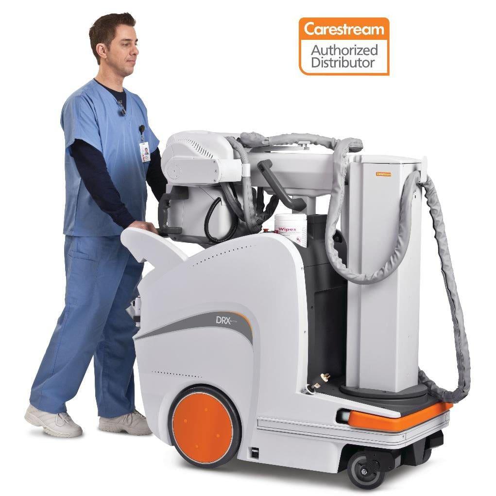 Carestream Rayos X Portatil DRX Revolution min