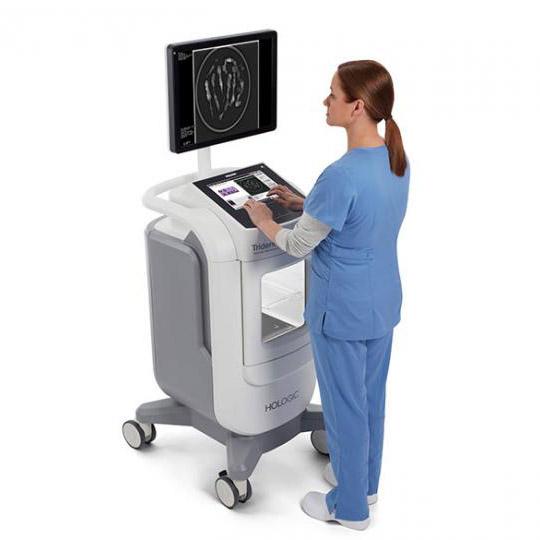 Hologic Analisis Radiografico Trident HD.