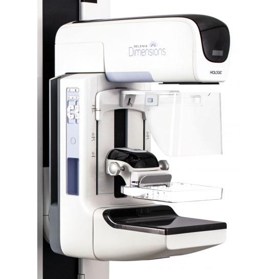 Equipos de mamografía